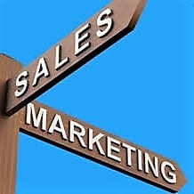 Sales and Marketing Direction signs