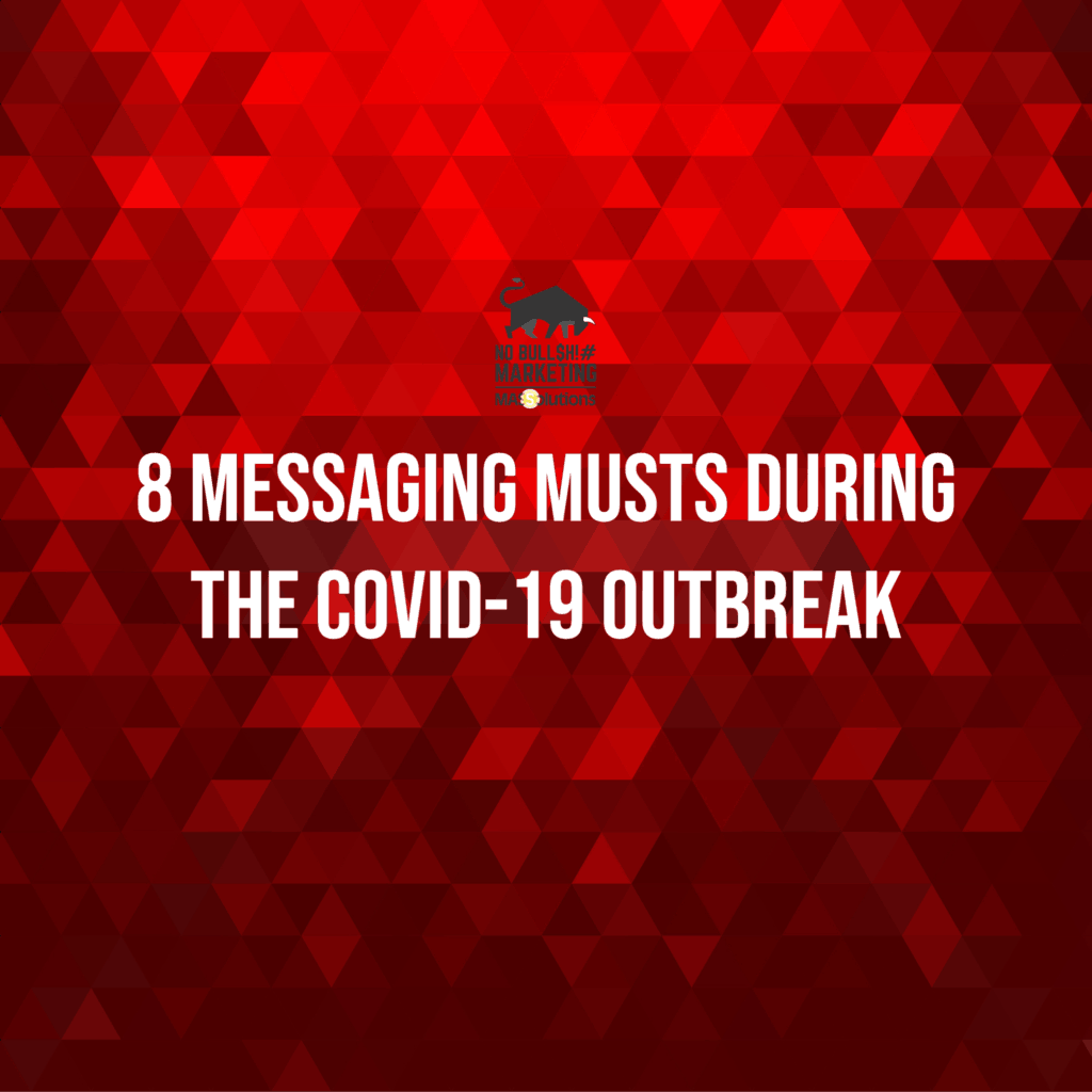 8 COVID-19 messaging musts